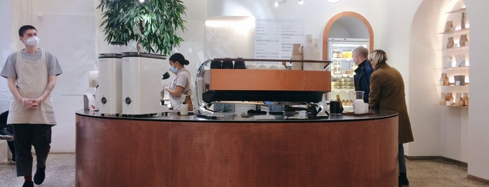 ABC Coffee Roasters is one of msk.