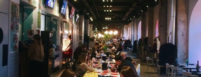 Locale Osteria&Bar is one of Поесть в СПб.