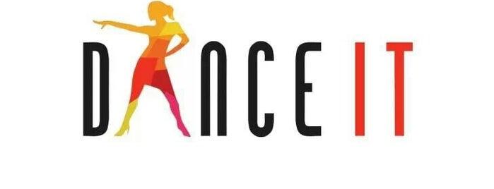 "Dance Studio "" Dance It"" is one of Locais curtidos por Martin."