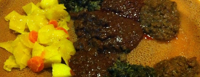 Lalibela is one of Around the World in London Food.