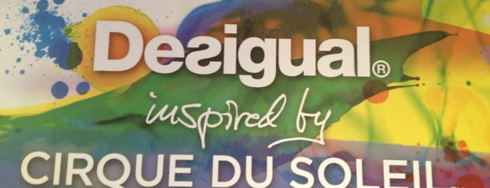 Desigual Berlin is one of Berlin sights & shopping.