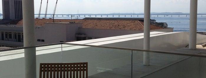 Museu de Arte do Rio (MAR) is one of compartilhar com amigos.