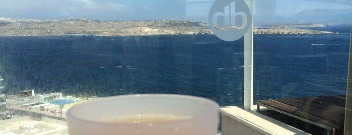 Rooftop Pool is one of VISITAR Malta.