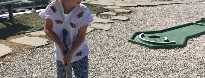 Mini-Golf Le Touquet is one of Le Touquet.