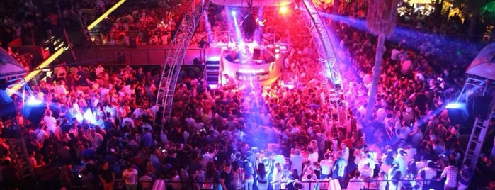 Aura Club Kemer is one of Lieux qui ont plu à Sevket.