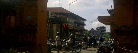 Pasar Badung is one of B.