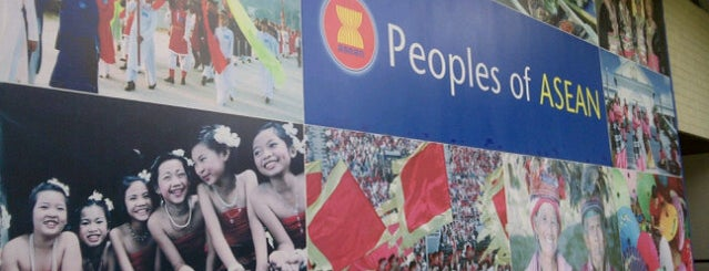 The ASEAN Seceretary-General's Office-Executive Floor, The ASEAN Secretariat is one of Posti che sono piaciuti a Onnie.