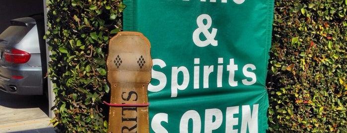 Du Vin Wine & Spirits is one of Locais curtidos por Erin.