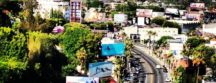 The Sunset Strip is one of 87 Free Things To Do in LA.