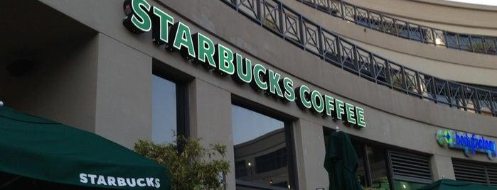 Starbucks is one of Favorite Coffee Shops in LA.