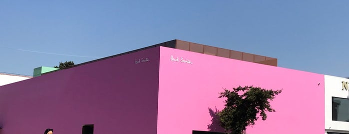Paul Smith Ltd. is one of california dreaming.
