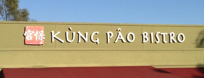 Kung Pao Bistro is one of Rachel'in Kaydettiği Mekanlar.