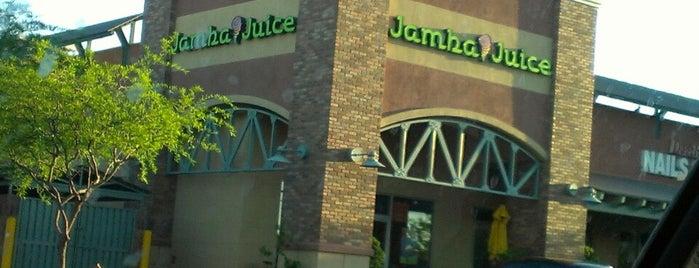 Jamba Juice is one of Las vegas.