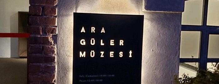 Ara Güler Müzesi is one of Posti che sono piaciuti a H.