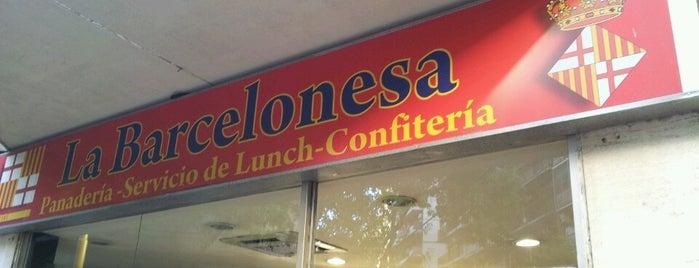 La Barcelonesa is one of Las mejores medialunas.
