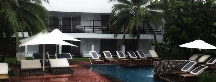Swimming pool@พุทธรักษา is one of Lieux qui ont plu à natnun.