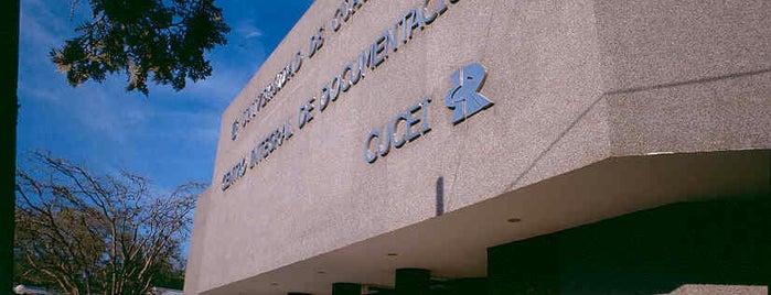 Centro Universitario de Ciencias Exactas e Ingenierías (CUCEI) is one of สถานที่ที่ Marteeno ถูกใจ.