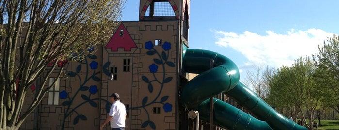 Adventure Playground is one of Tempat yang Disukai Dawn.