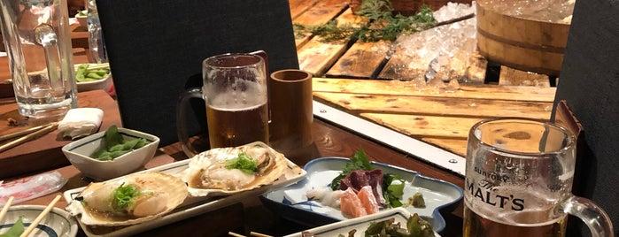 炉ばた焼 漁火 is one of Osaka-Japan.