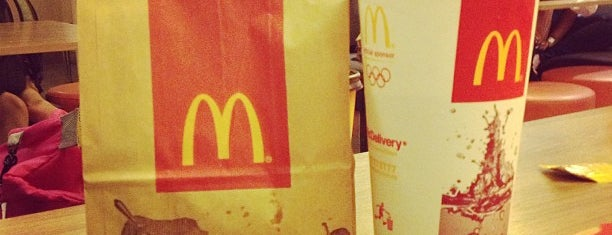 McDonald's is one of Lugares favoritos de S.