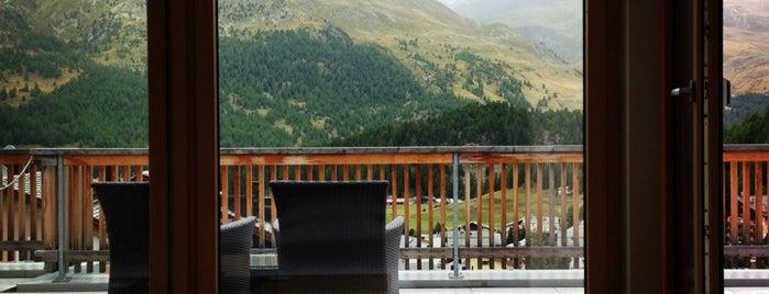 Nira Alpina is one of Hotels.