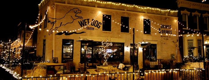 Wet Dog Tavern is one of DC - Outdoor / Rooftop.