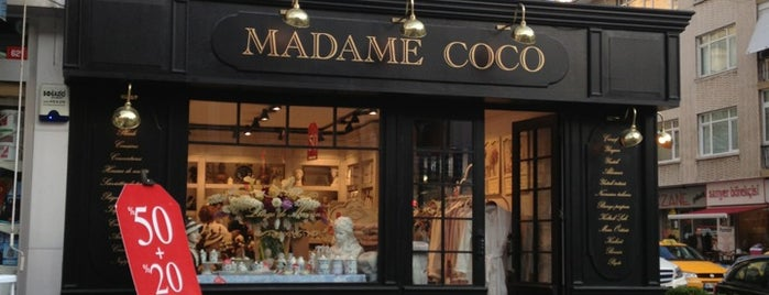 Madame Coco is one of Istanbul Mall's.