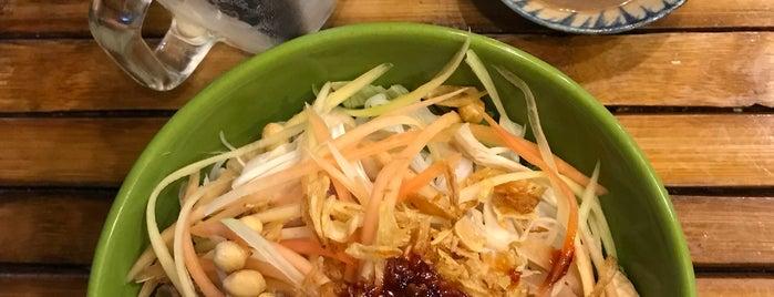 Bún mắm nêm cô Nổ is one of hcmc.