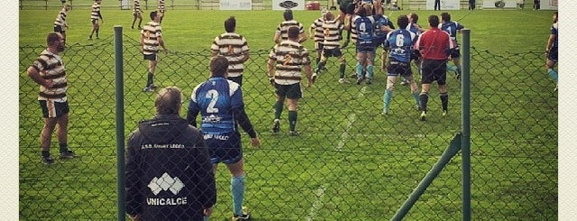 Biella Rugby Club is one of Danieleさんのお気に入りスポット.