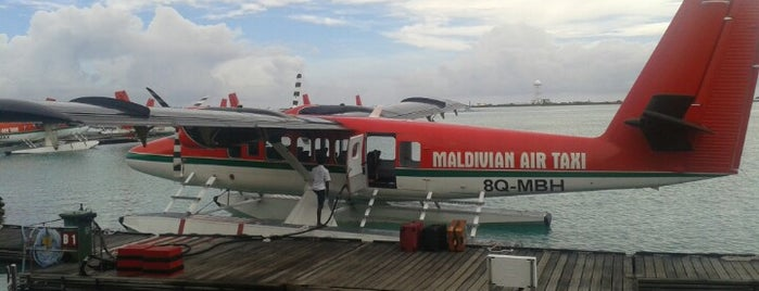 Trans Maldivian Airways [TMA] Terminal is one of Airports.