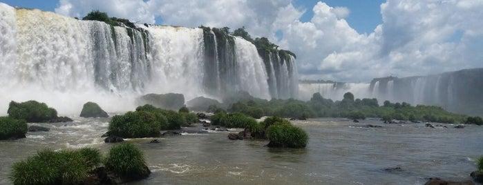 Cataratas do Iguaçu is one of Cataratas.