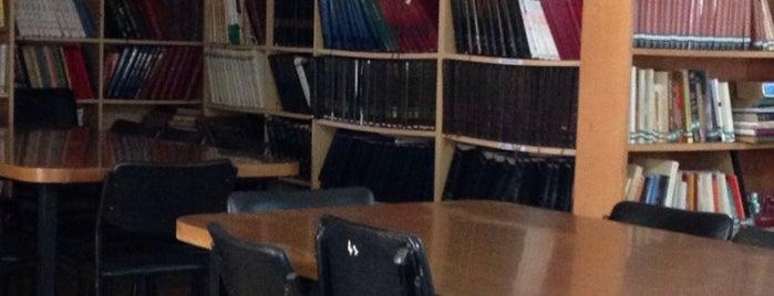 Ömer Faruk Toprak Halk Kütüphanesi is one of git.