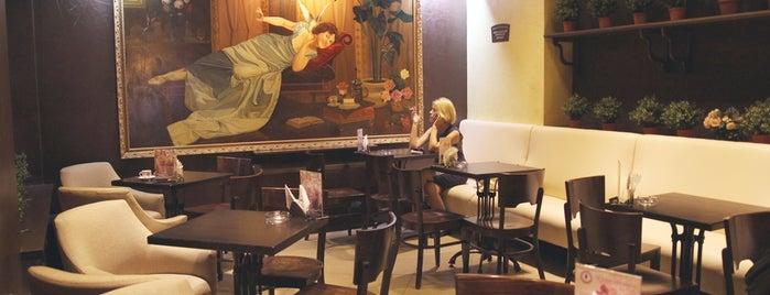 Шоколадница is one of Lugares favoritos de Sasha.