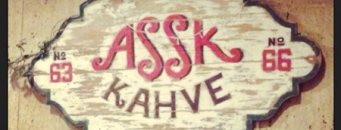 Aşşk Kahve is one of Nihal'ın Beğendiği Mekanlar.