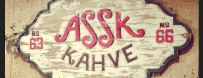 Aşşk Kahve is one of Restaurants.