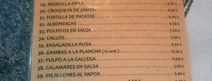 Bar La Font is one of REUS TAPA GRATIS.