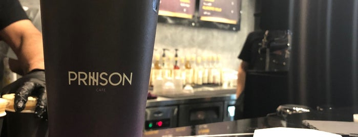 Prison Cafe - Specialty Coffee is one of Coffee.