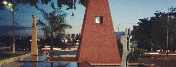 Praça dos Expedicionários Brasileiros is one of Orte, die Carlos gefallen.