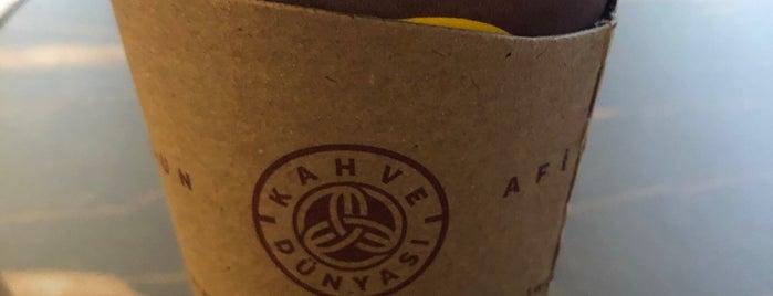 Kahve Dünyası is one of Emine'nin Beğendiği Mekanlar.