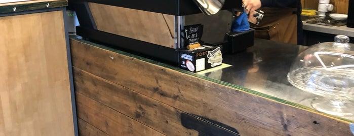 T-Zero Coffee Shop is one of Orte, die George gefallen.