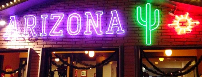 Arizona Restaurant is one of Francisco : понравившиеся места.