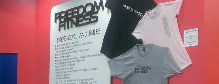 Freedom Fitness - Walzem is one of Marissa 님이 좋아한 장소.