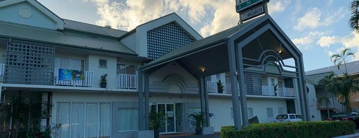 Coral Tree Inn is one of Aussie Trip.