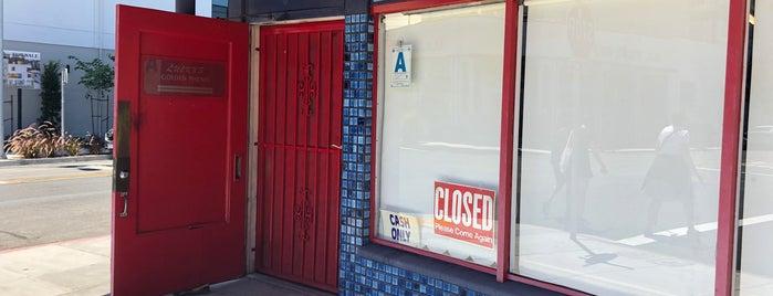 Lucky's Golden Phenix Restaurant is one of San Diego.