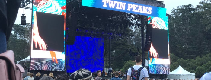 Twin Peaks Stage is one of FAVORITE :-).