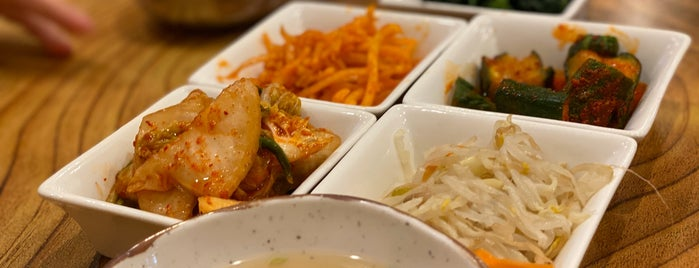 Tofu & BBQ House is one of Korean Restaurant visits by Koreafornian!.