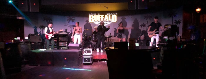 Club Buffalo is one of Bahrain - The Pearl Of The Gulf.
