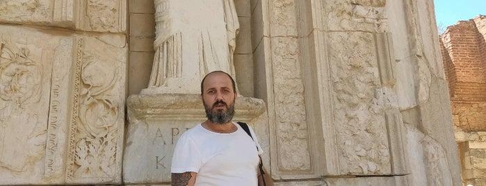 Meryem Kilisesi is one of Bir Gezginin Seyir Defteri 2.