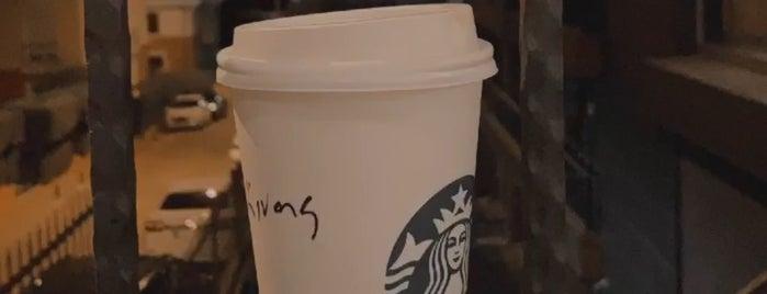 Starbucks is one of Tuba 님이 좋아한 장소.