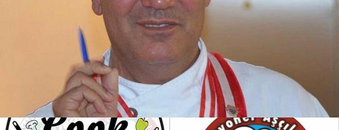Türk Kahvesi is one of Locais curtidos por Cumali.